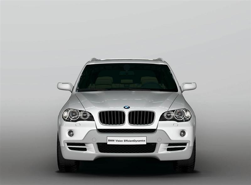 2008 BMW X5 Vision EfficientDynamics Concept News and Information ...