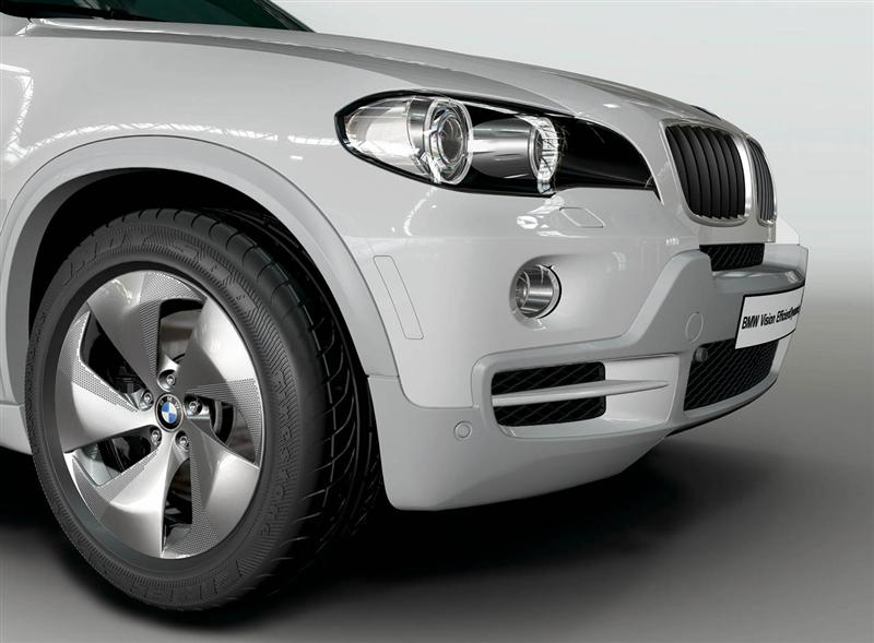 2008 BMW X5 Vision EfficientDynamics Concept Image. https://www ...