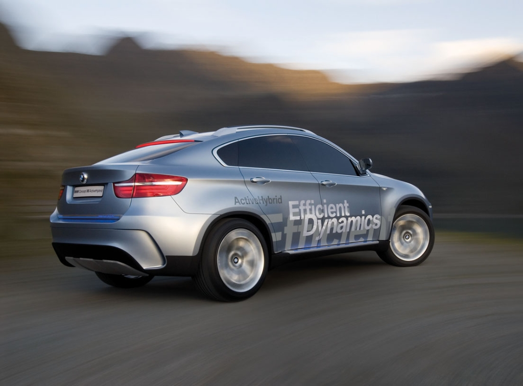 2008 Bmw X6 Concept Image Photo 21 Of 31