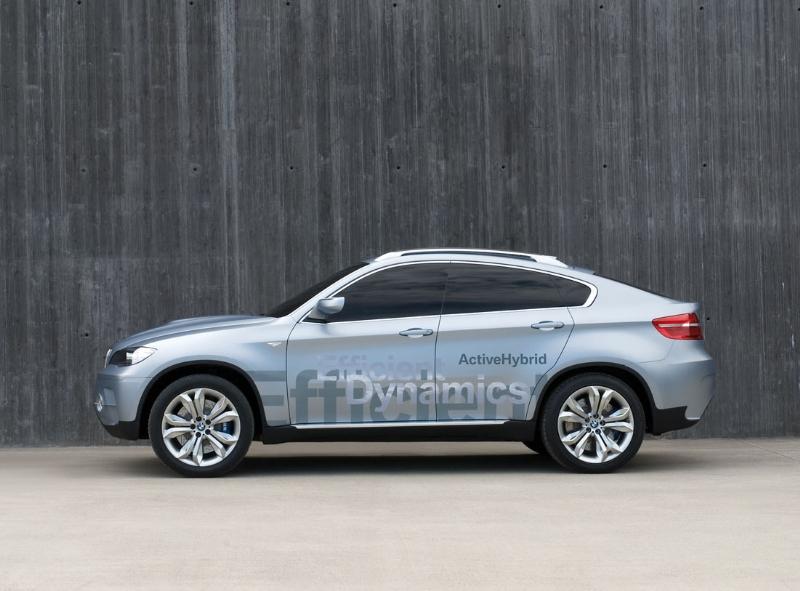2008 BMW X6 Concept