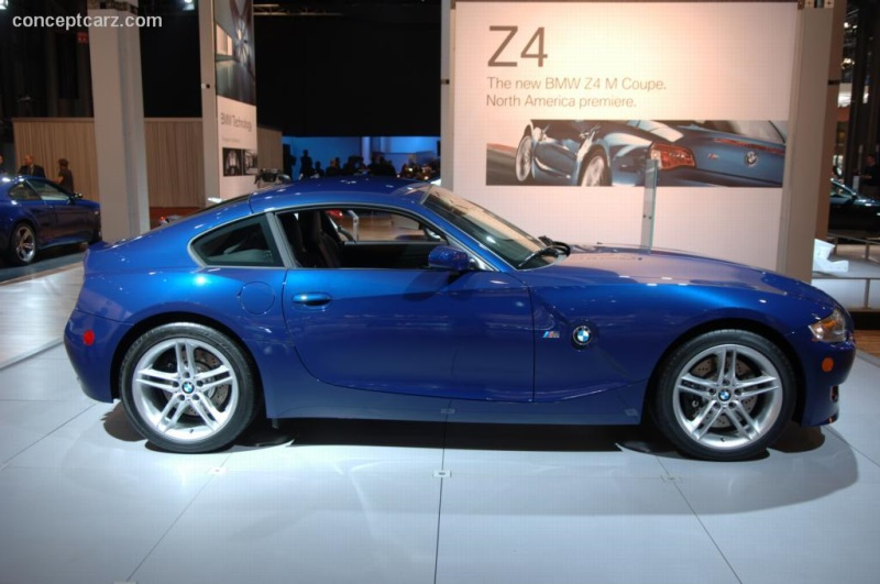 2006 BMW Z4 M Coupe History, Pictures, Value, Auction Sales ...