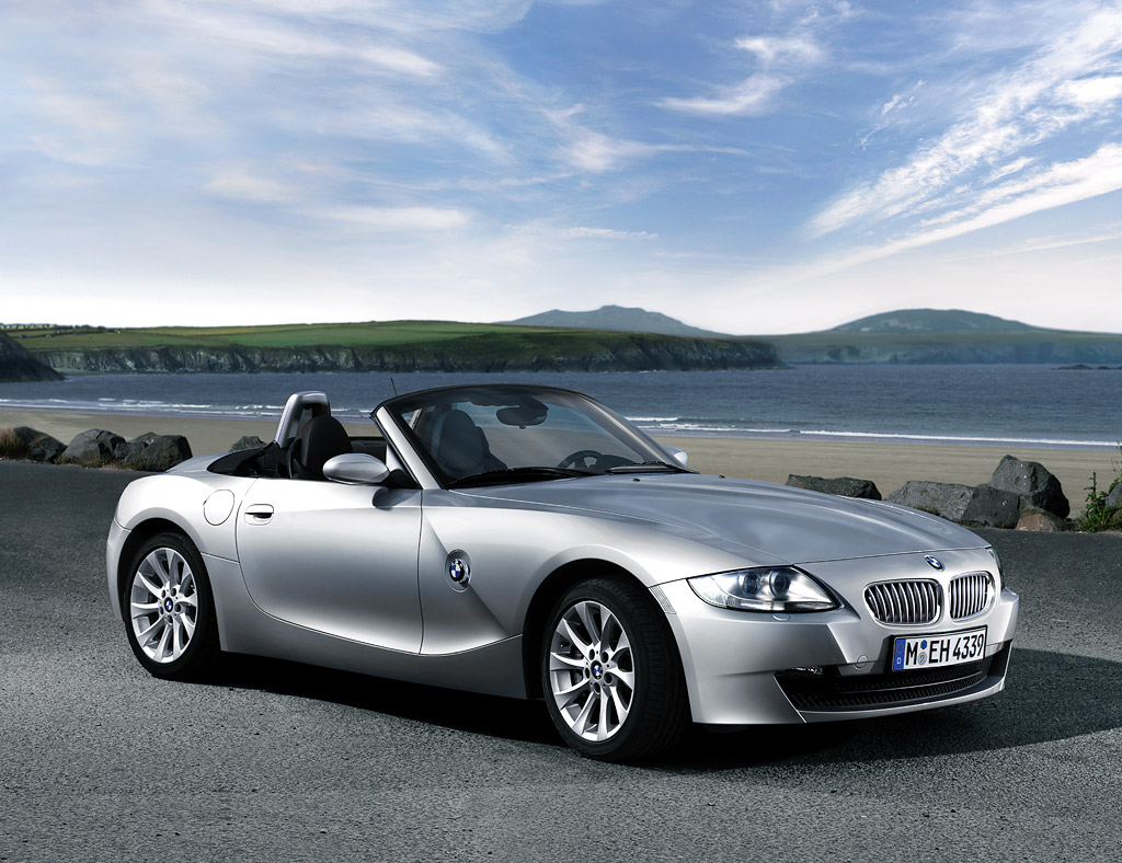 2008 Bmw Z4 News And Information Conceptcarz Com