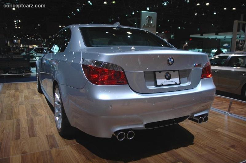 2004 BMW M5 Pictures, History, Value, Research, News - conceptcarz.com