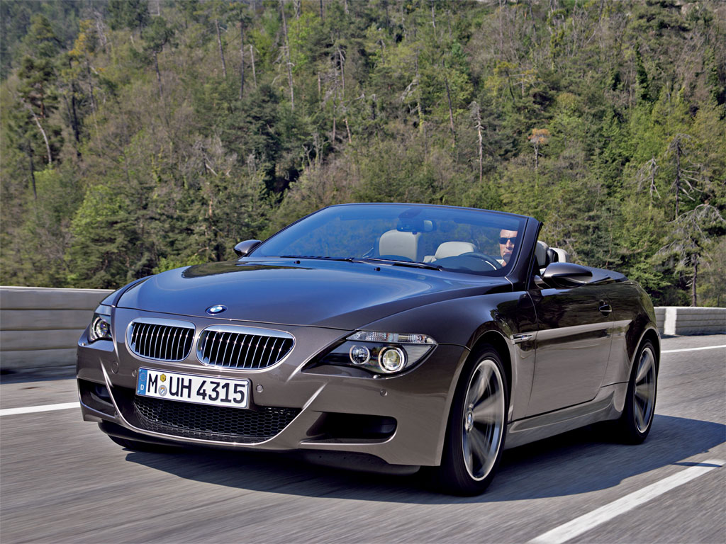 2005 BMW M6 Wallpaper and Image Gallery - conceptcarz.com
