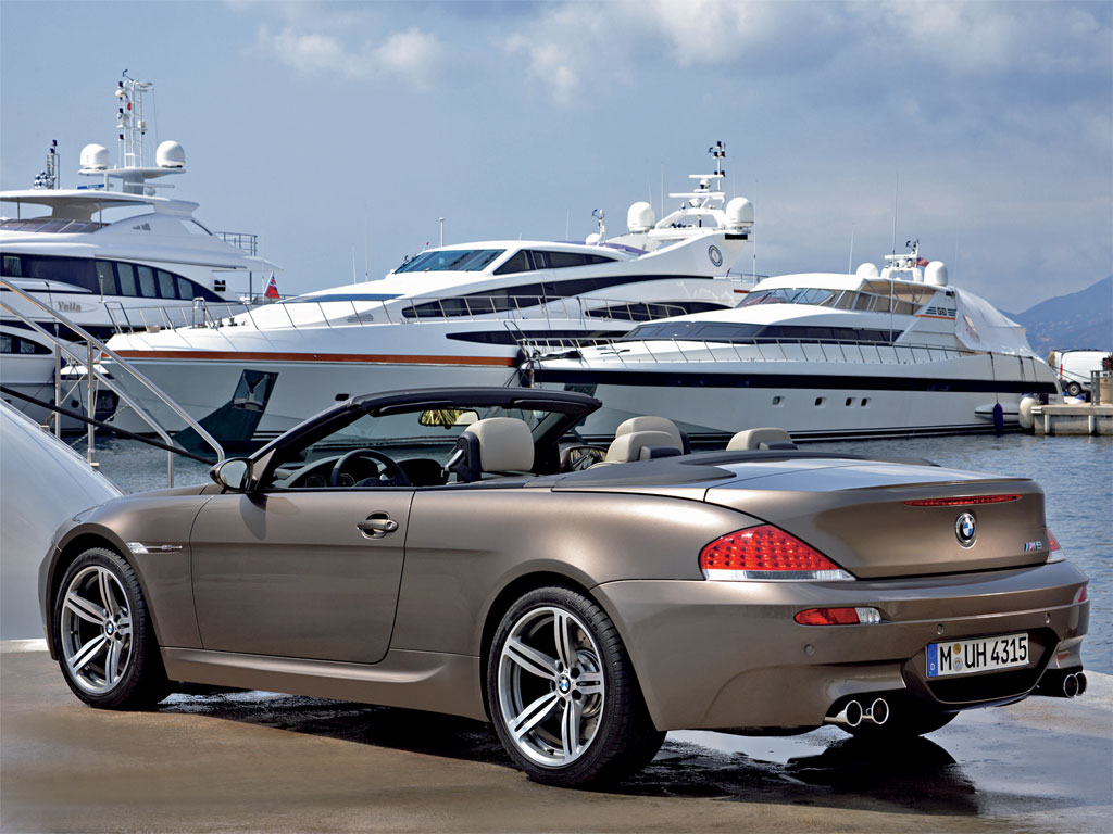2007 BMW M6 Convertible Image. Photo 15 of 20