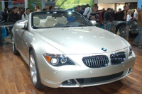 2004 BMW 6 Series image.