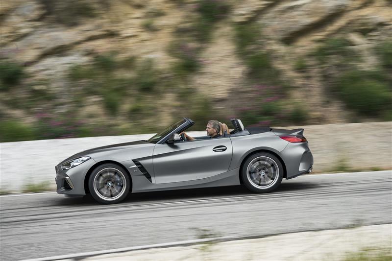 Precision Auto Sales >> 2019 BMW Z4 News and Information | conceptcarz.com