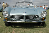 Chassis information for BMW 507