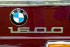1969 BMW 1600