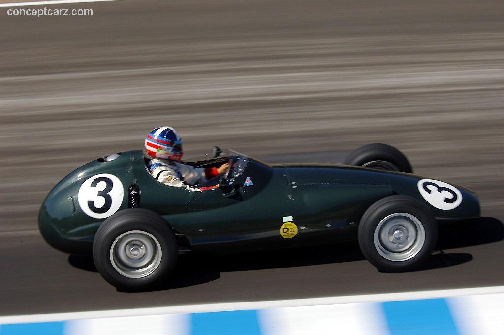 Norman Graham Hill Formula 1