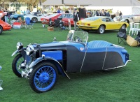 1932 BSA Trike