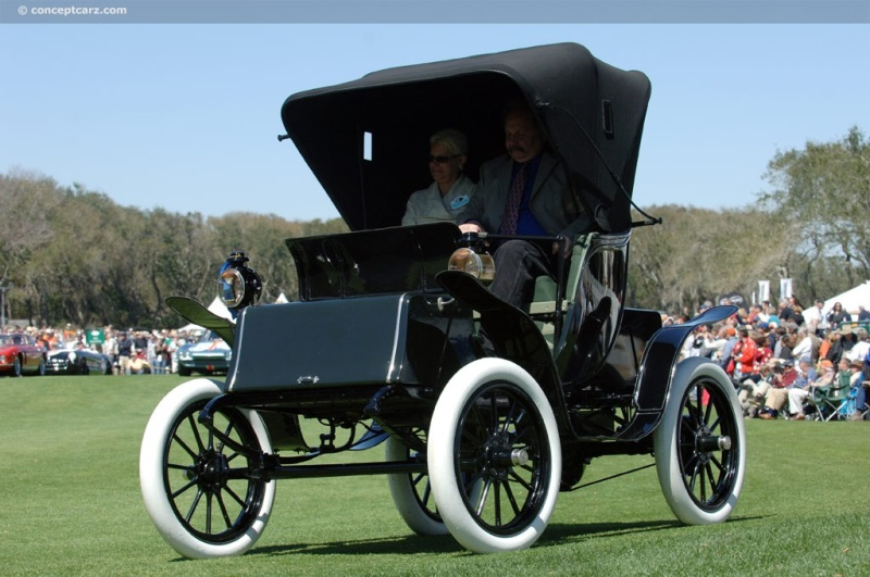 1908 Baker Electric