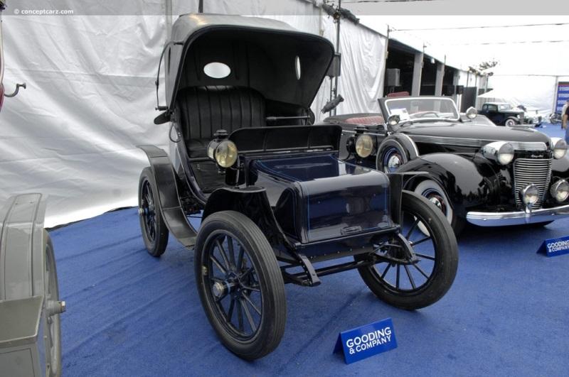 1910 Baker Model V Electric