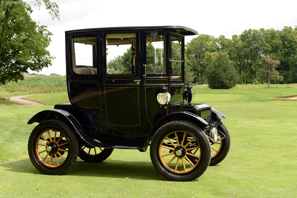1911 baker electric image for Baker motors used cars