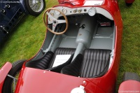 1953 Bandini Model 750.  Chassis number 156