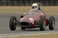 1959 Bandini FJ.  Chassis number 54