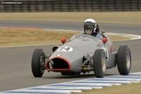 1959 Bandini FJ.  Chassis number 053