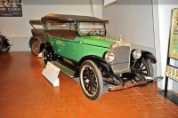 1923 Barley Model 6-50.  Chassis number 35014