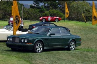 2002 Bentley Continental R Mulliner image.