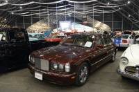 2003 Bentley Arnage.  Chassis number SCBLC37F83CX09197