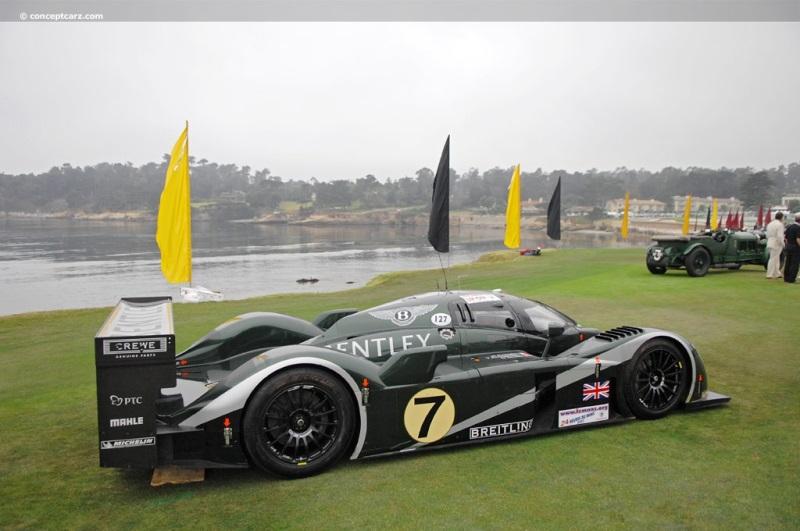 2003 Bentley Exp Speed 8 Image