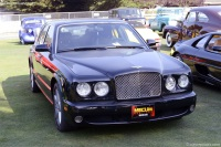 2005 Bentley Arnage.  Chassis number SCBLF34F15CX10285
