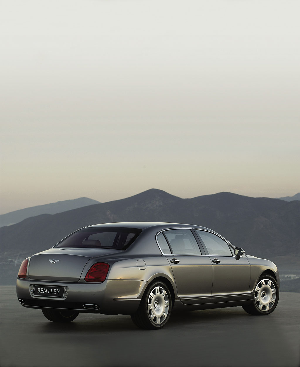 2009 Bentley Flying Spur Wallpaper And Image Gallery