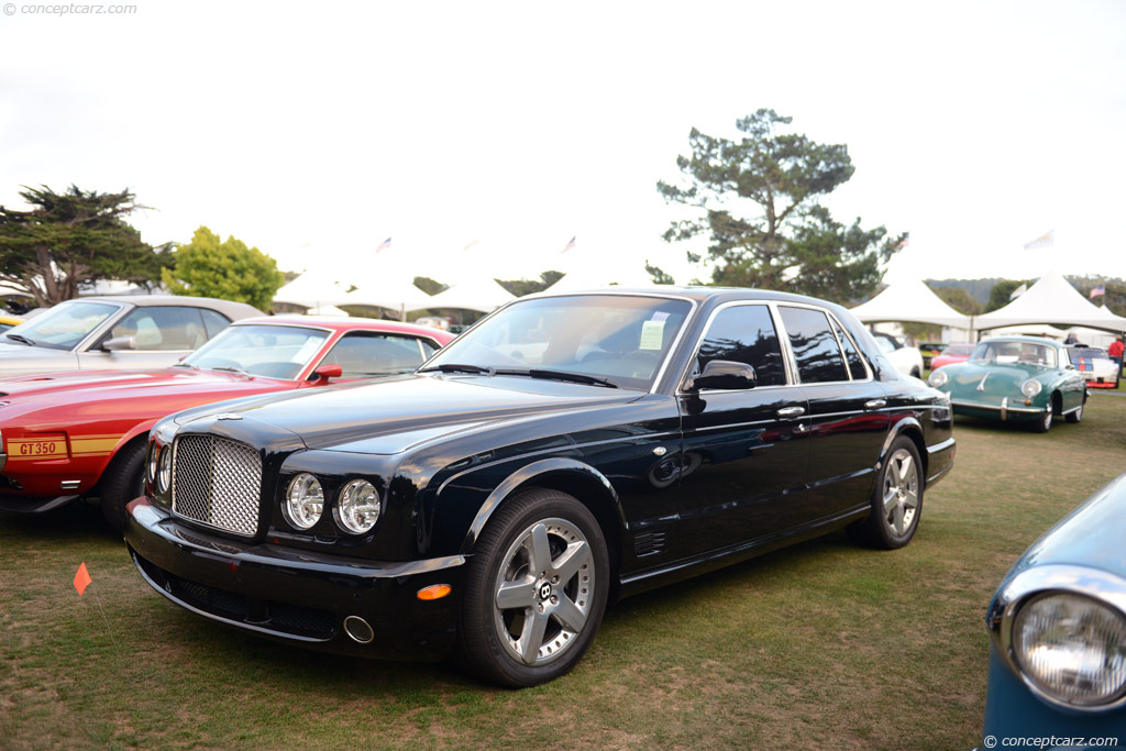 Auction Results And Sales Data For 2006 Bentley Arnage T