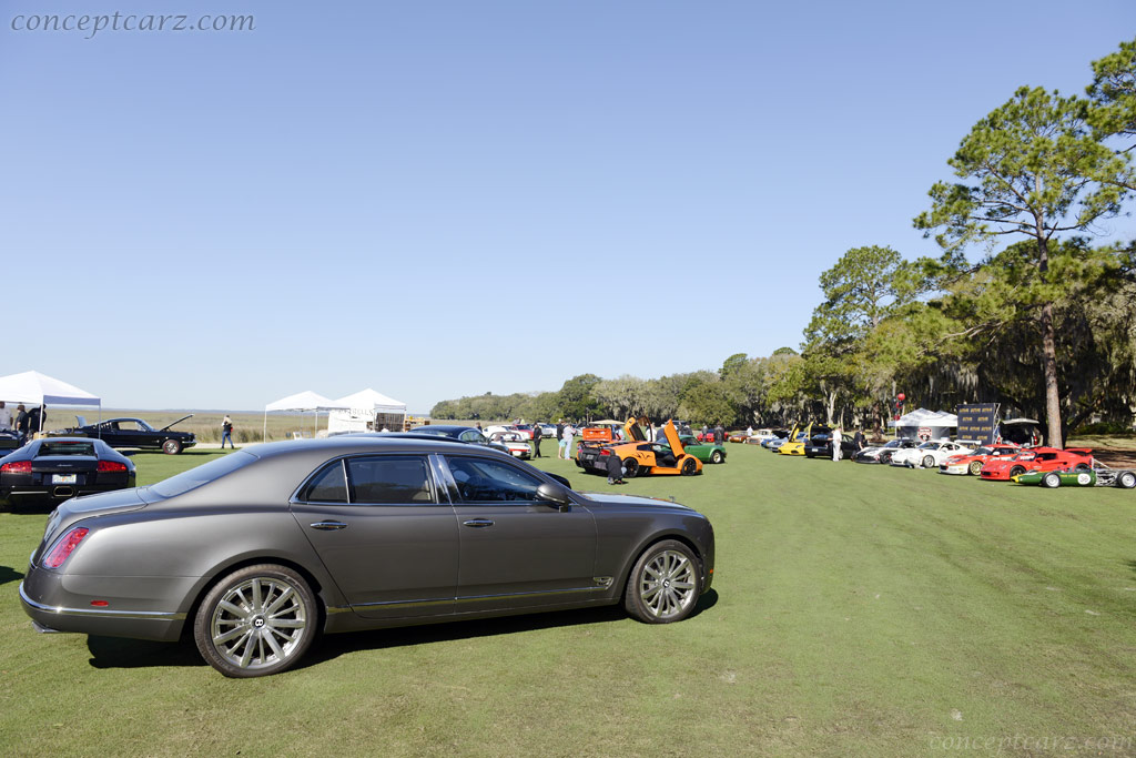 Auction Results and Sales Data for 2013 Bentley Mulsanne