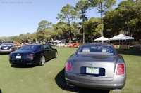 2013 Bentley Mulsanne.  Chassis number SCBB7ZH0EC018706