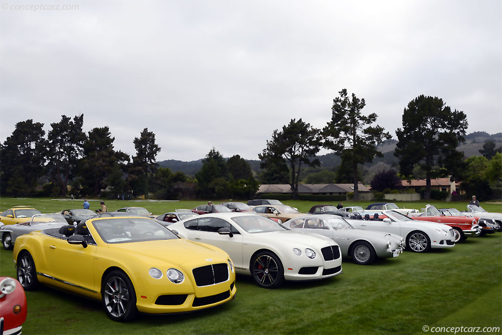 2014 Bentley Continental Gt V8 S Convertible Image Photo