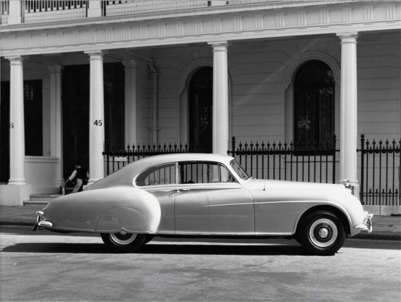 1950 Bentley R-Type pictures and wallpaper