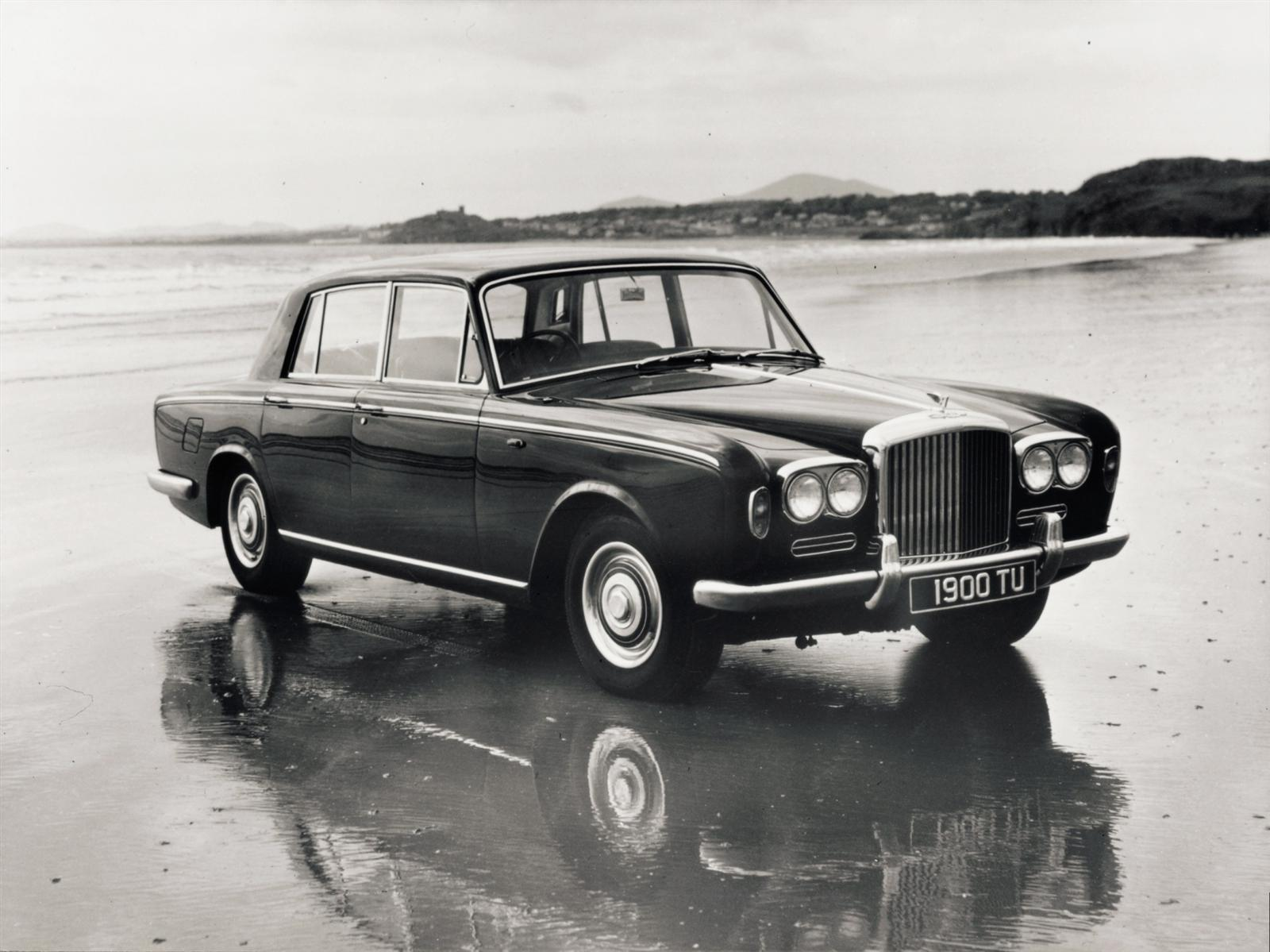 1966 Bentley T Series