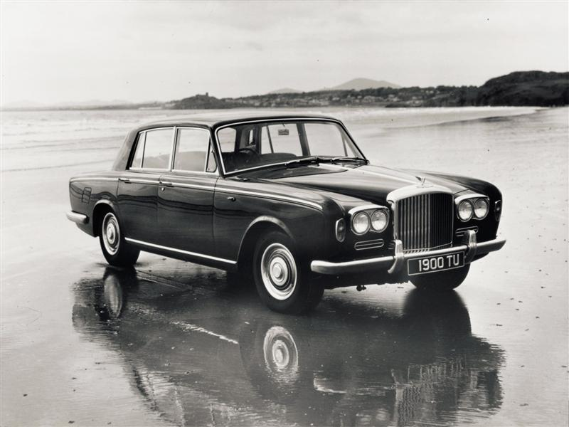 1966 Bentley T Series History, Pictures, Sales Value, Research and