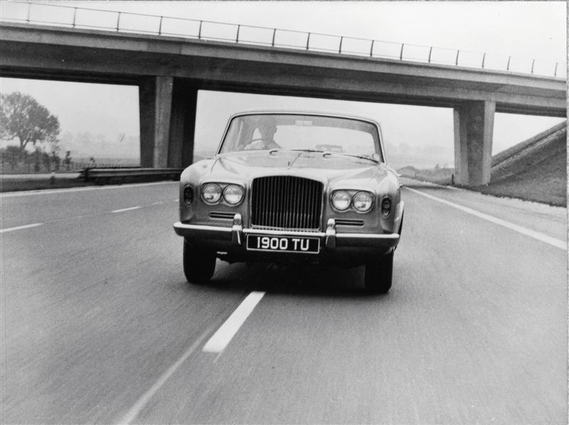 1977 Bentley T2 Series
