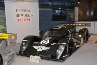 2001 Bentley Speed 8 Le Mans Prototype image.