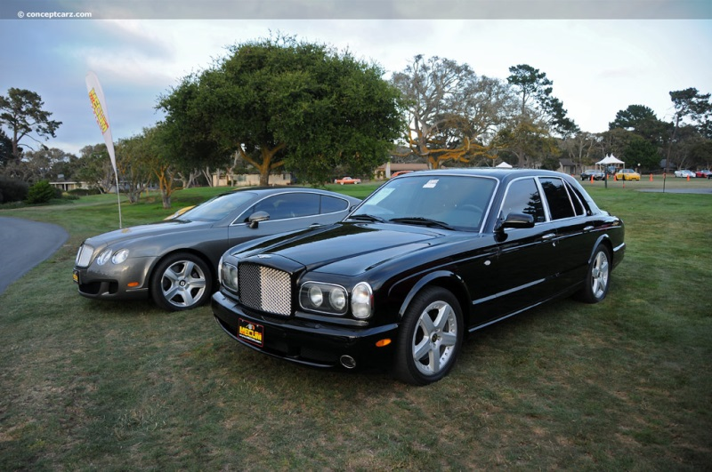 2003 bentley arnage t image chassis number. Black Bedroom Furniture Sets. Home Design Ideas