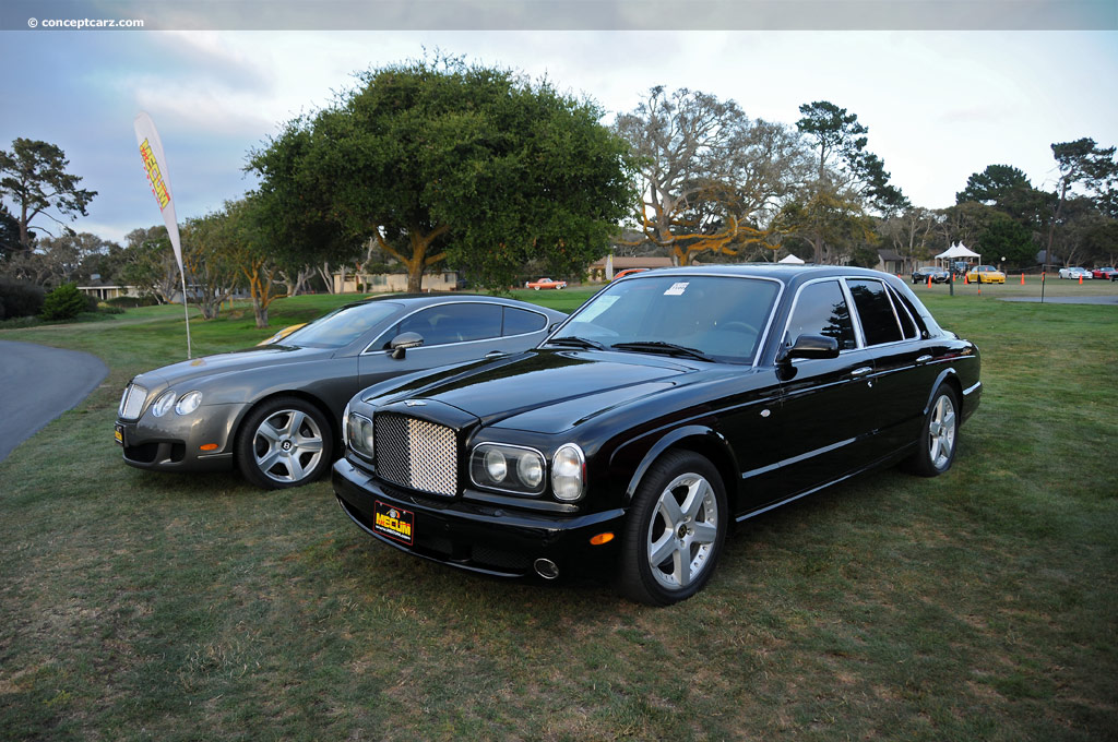 2003 bentley arnage t pictures history value research. Black Bedroom Furniture Sets. Home Design Ideas