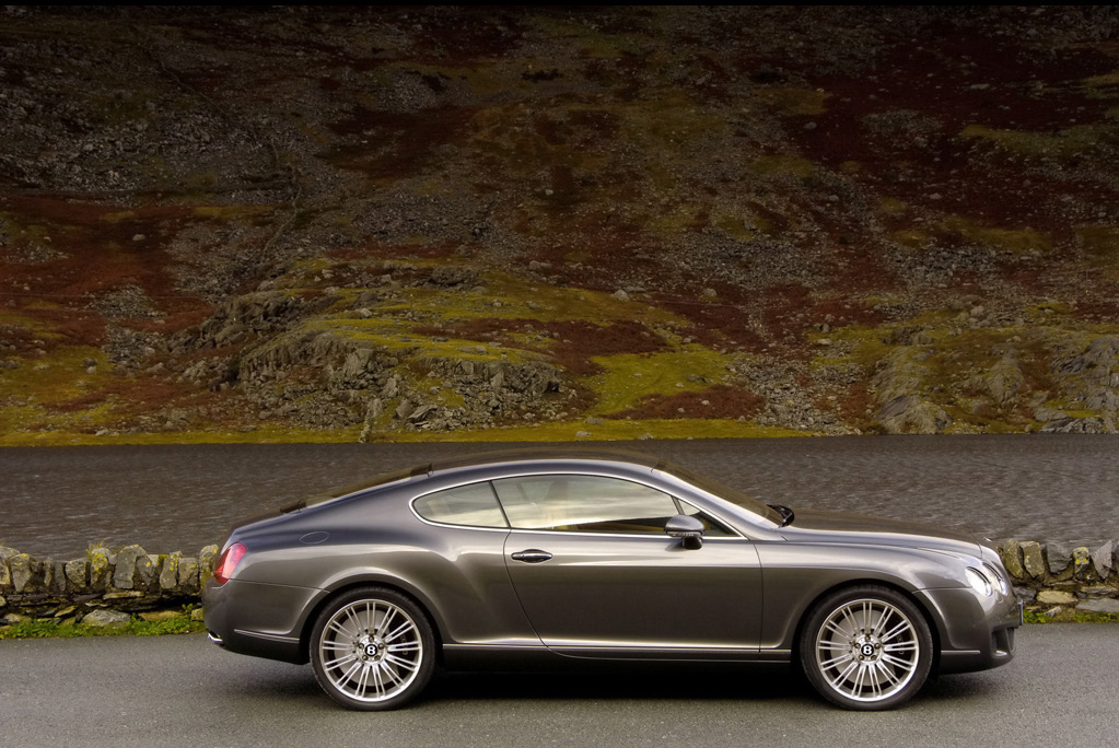 Auction Results And Sales Data For 2008 Bentley Continental Gt Speed