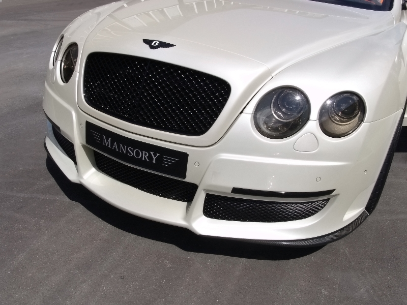 2008 Mansory Continental GT
