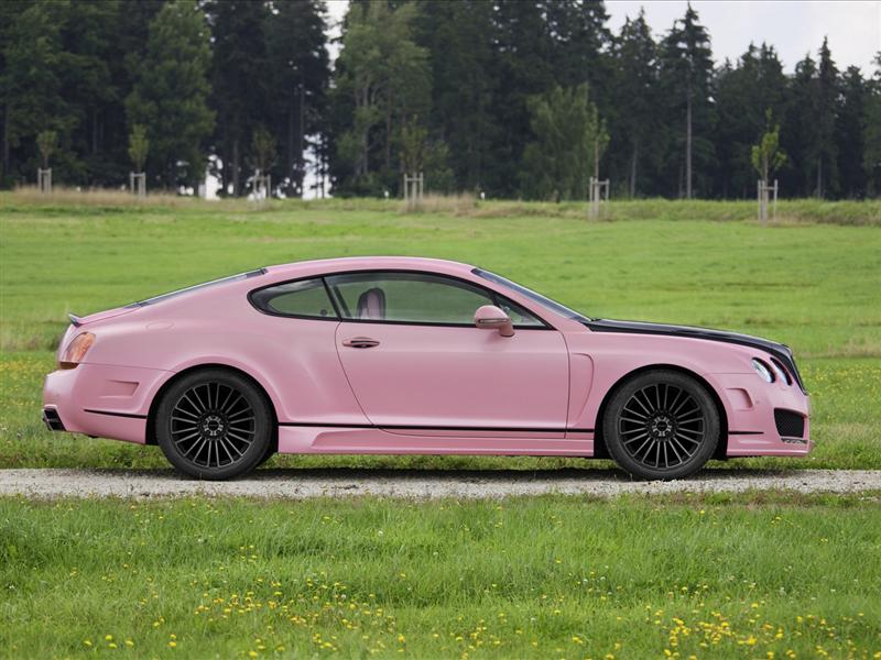 2009 Mansory Vitesse Rose News And Information