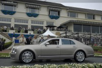 2010 Bentley Mulsanne image.