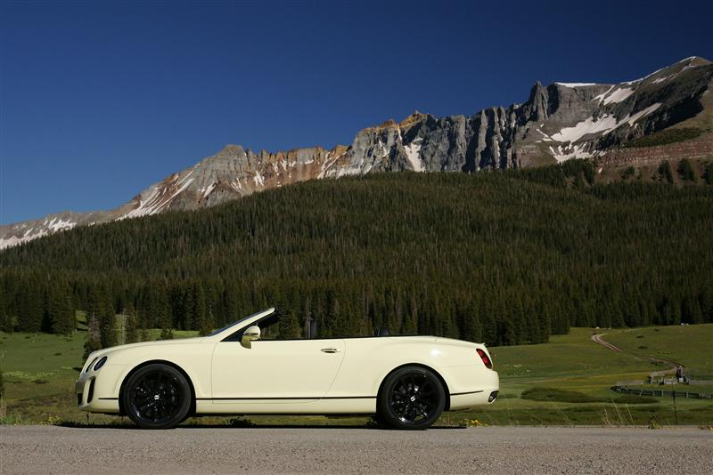 2011 Bentley Continental SuperSports Ice Speed Record thumbnail image