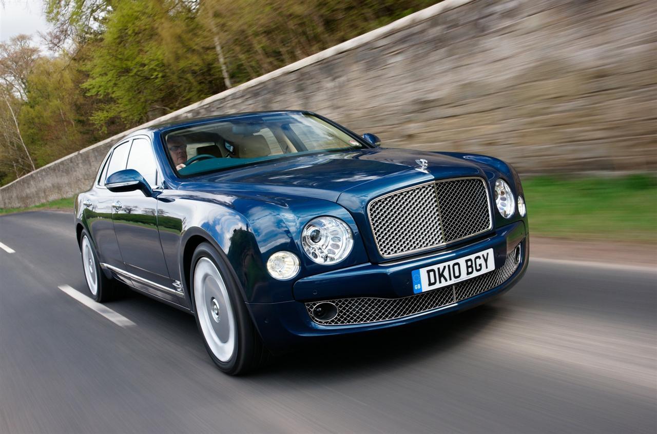 Bentley Car Wallpaper >> 2011 Bentley Mulsanne Image. Photo 37 of 58