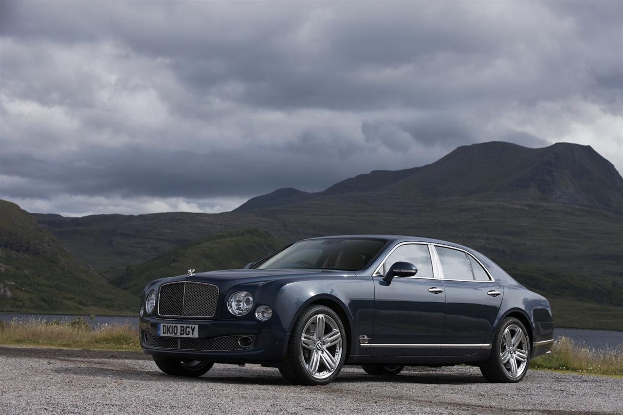 Bentley Car Wallpaper >> 2011 Bentley Mulsanne Image. Photo 14 of 58