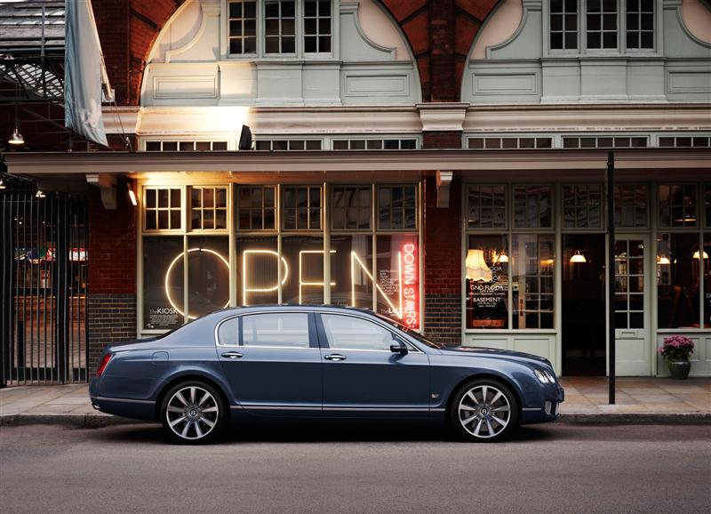 2011 Bentley Continental Flying Spur Series 51