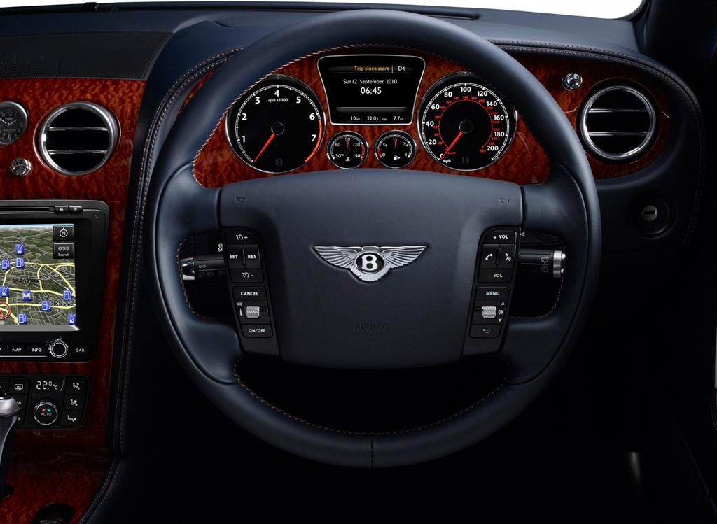 2011 Bentley Continental Flying Spur Series 51 News And Information