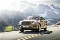 2016 Bentley Bentayga image.