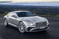 Popular 2019 Bentley Continental GT Wallpaper