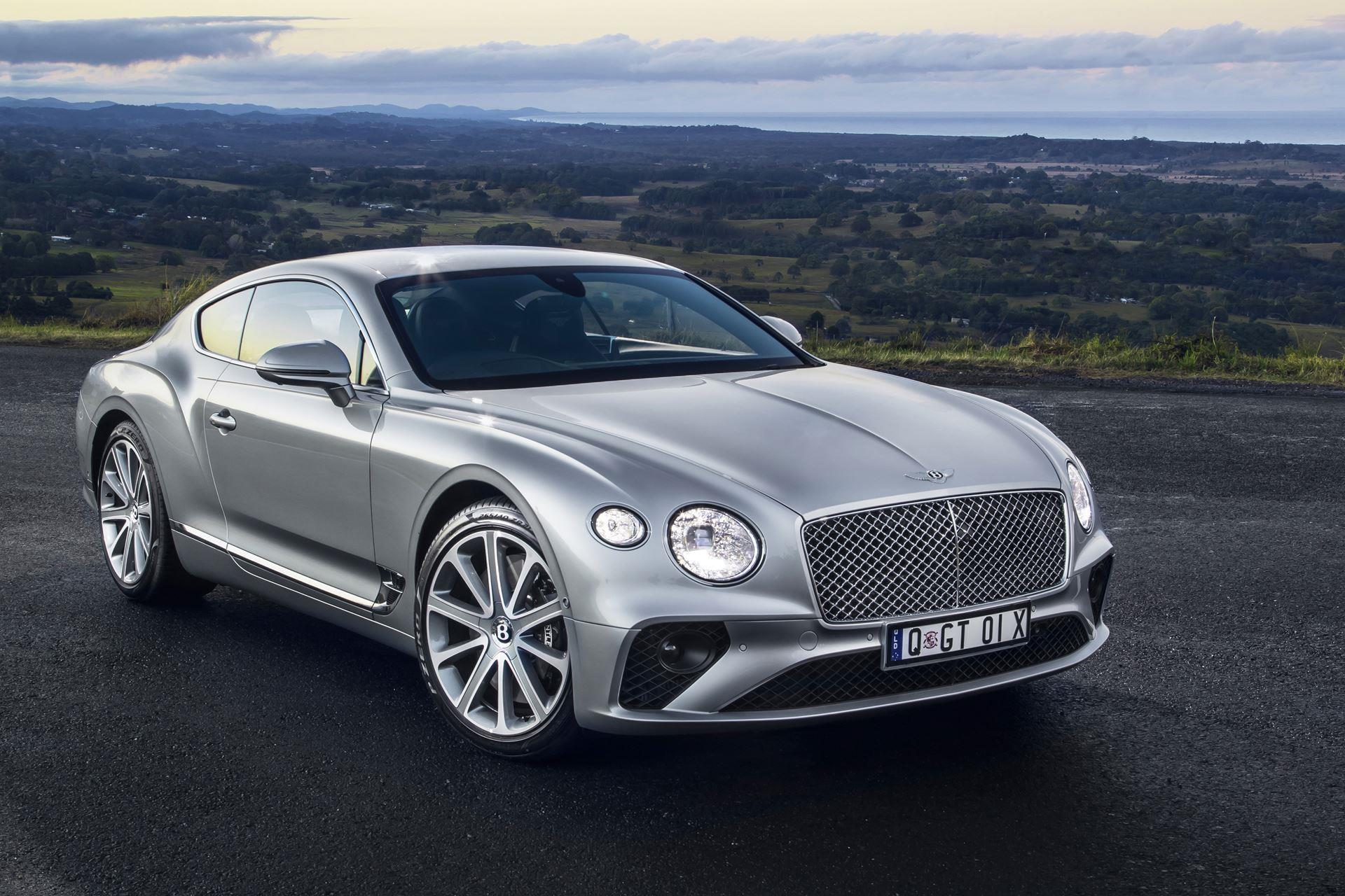 2019 Bentley Continental Gt News And Information Com